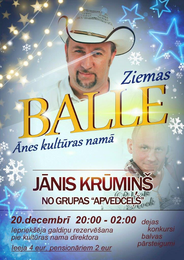 ZIEMAS BALLE